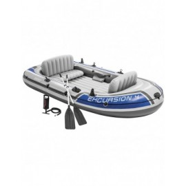 Φουσκωτή βάρκα INTEX Excursion 4 (68324)