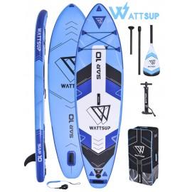 SUP Φουσκωτό WattSup Sar 10 305cm 0200-0402 με Leash