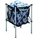 Φορητό Καλάθι μπαλών Wilson Beach Volleyball Carrier WTH180400