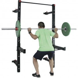 Eπιτοίχιο Half Rack Wall Mountable Foldable Squat Rack της Amila ( 95203)