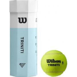 Μπαλάκια Τέννις Wilson Triniti x 3