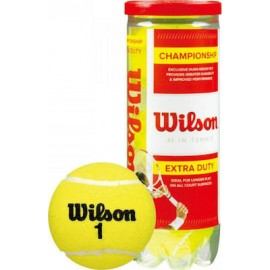 Wilson Championship Extra Duty 3τμχ