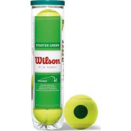 Wilson Starter Play Green Junior 4τμχ