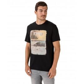 Aνδρική μπλούζα κοντομάνικη O'NEILL LM SURF GEAR T-Shirt 0A2390-9010 BLACK OUT