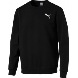 Puma Ανδρικό Φούτερ Fw20 Ess Logo Crew Sweat Fl 851748-01 Black