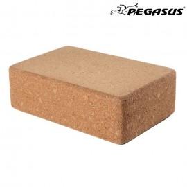 Pegasus® Τουβλάκι Yoga Cork (Φελλός) B 3091