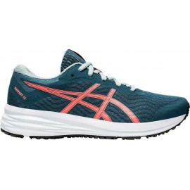 Asics Εφηβικό Παπούτσι Running Ss20 Patriot 12 Gs 1014A139-400 Dark Petrol-Coral