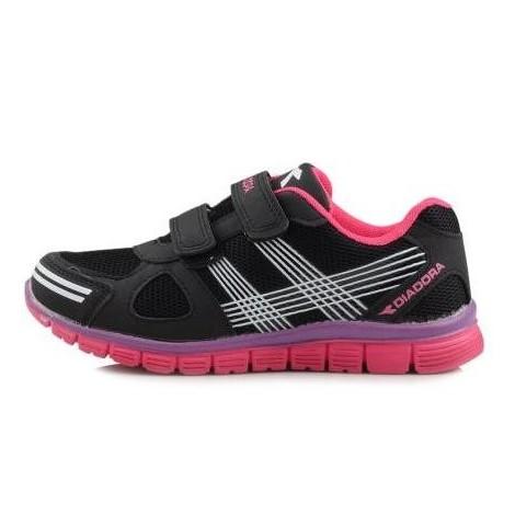 cc1e594fe2b Παιδικό αθλητικό παπούτσι DIADORA Bismark Vel. μαύρο/ροζ (6013977 ...