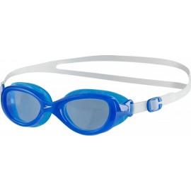 Speedo Γυαλάκια Κολύμβησης Παιδικά Fw20 Futura Classic Junior 10900-B975J Clear-Blue