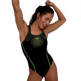 ΓΥΝΑΙΚΕΙΟ ΜΑΓΙΟ ΚΟΛΥΜΒΗΤΗΡΙΟΥ ΟΛΟΣΩΜΟ Women's Tech Placement Medalist Swimsuit 812346A599