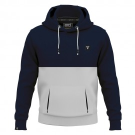 Magnetic North Mens Hoodie Φούτερ Μαύρο 19078 navyblue
