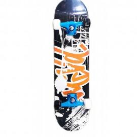 Skateboard Τροχοσανίδα στενή Νο 2 Αθλοπαιδια 4001 MC