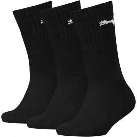 Puma Sport Junior 3P Κάλτσες Παιδικές 274007001-200 ΜΑΥΡΟ