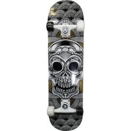 Skateboard Τροχοσανίδα στενή Νο 4 Αθλοπαιδια 5135 Skull