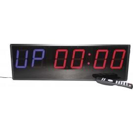 Amila Crossfit Timer Ρολόι - Χρονόμετρο Τοίχου 41990