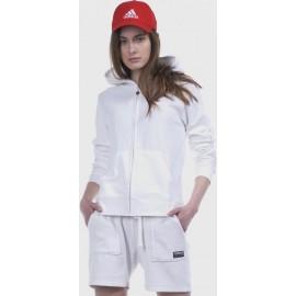 Body Action Γυναικεία Ζακέτα Με Κουκούλα Ss19 Women Towel Hoodie Jacket 071918 -02