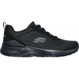 Γυναικεία Αθλητικά Παπούτσια Skech-Air Dynamight - 149340-BBK ΜΑΥΡΟ
