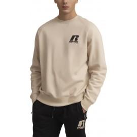Ανδρική Μπλούζα RUSSELL A0-071-2-419 Μπεζ