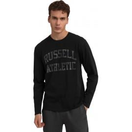 ΜΠΛΟΥΖΑ RUSSELL ATHLETIC Long Sleeve Tee A0-087-2-099 Μαύρο