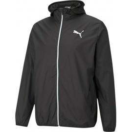 Μπουφάν Casual για Άνοιξη Μαύρο Puma Essentials Solid Windbreaker 587265-01 Μαύρο