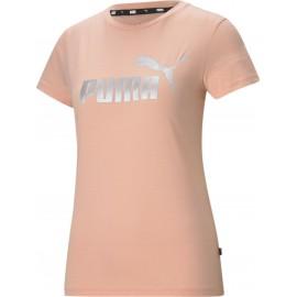 Γυναικείο T-Shirt Puma Essential Metalic Logo Tee 586890-26