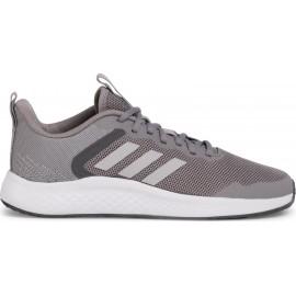 Ανδρικό Παπούτσι Adidas Core Linear Fluidstreet (FW1702) ΓΚΡΙ/ΛΕΥΚΟ
