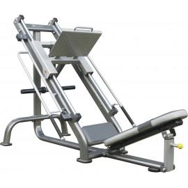 Ημιεπαγγελματική Πρέσα Ποδιών 45 μοιρών Muscle Spirit Leg Press 45 degree