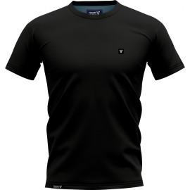 Αντρικό T shirt MAGNETIC NORTH LOGO T-SHIRT 21008-BLACK
