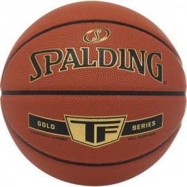 Μπάλα μπάσκετ Spalding TF Gold indoor/outdoor (76 857Z1)