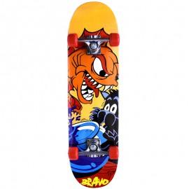 Skateboard Τροχοσανίδα στενή Νο 2 Αθλοπαιδια 4000