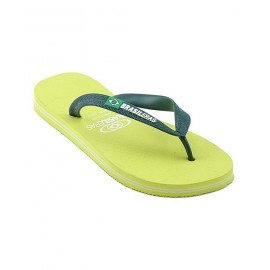 Αντρική σαγιονάρα Yellow & Green CBCD01 Classic Combi Flip-Flop Brasileras