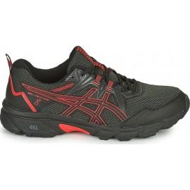 Αντρικά παπούτσια Asics Gel-Venture 8 1011A824-007 Μαύρο/Κόκκινο