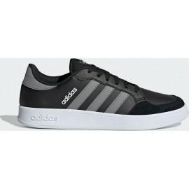 Αντρικό παπούτσι Adidas Breaknet H01967-Black Μαύρο