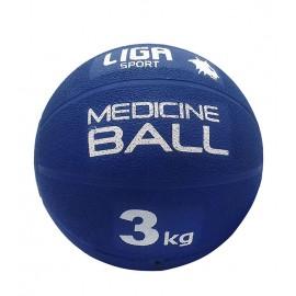 MEDICINE BALL 3kg LIGASPORT