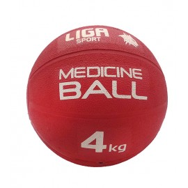 MEDICINE BALL 4kg LIGASPORT