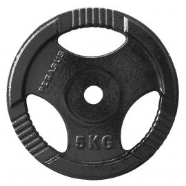 Ελεύθερα Βάρη Δίσκος Σφυρήλατος Ø29 (5 kg) Β-0106