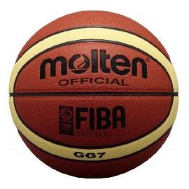 Αγωνιστική μπάλα μπάσκετ MOLTEN Elite Competition (BGG7)