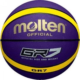 Μπάλα μπάσκετ MOLTEN (BGR7 VY)