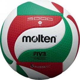 Αγωνιστική μπάλα βόλεϊ MOLTEN (V5M5000) από PU δέρμα FIVB APPROVED