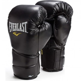 ΓΑΝΤΙΑ ΠΡΟΠΟΝΗΣΗΣ Everlast Protex 2 Training Boxing Glove Black 3114