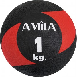 Medicine Ball Advance Rebound Ball AMILA 1 Kgr (44635)
