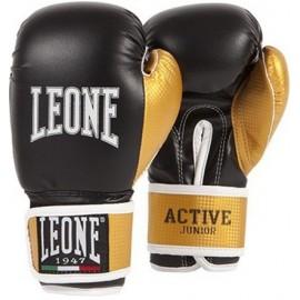 Παιδικά γάντια πυγμαχίας LEONE Active junior (GN081/01/06)