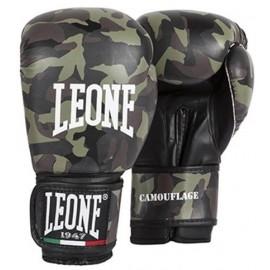Παιδικά γάντια πυγμαχίας LEONE Camouflage (GN060)
