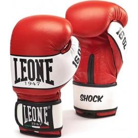 Γάντια προπόνησης LEONE Shock (GN047 red)