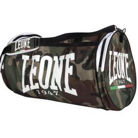 Τσάντα γυμναστηρίου LEONE Camouflage (AC906 green)