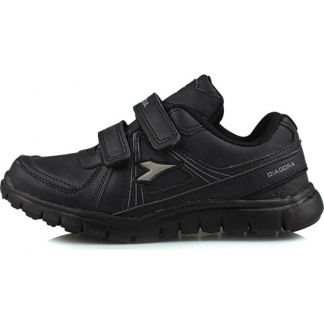b1297eb991a Παιδικό αθλητικό παπούτσι DIADORA Blacky Vel. (1010 999) - Skalidis ...