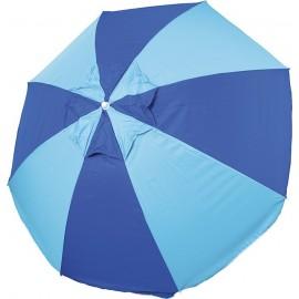 Ομπρέλα παραλίας Escape 2m με αεραγωγό μπλε/γαλάζια (12097)