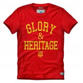 Αντρικό αθλητικό μπλουζάκι GEPA Glory & Heritage (88 1643)