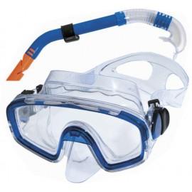 Σέτ μάσκας με αναπνευστήρα Θαλάσσης Escape Nautilus (52243)