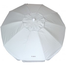 Ομπρέλα παραλίας Escape 2m με αεραγωγό Εκρού (12033)